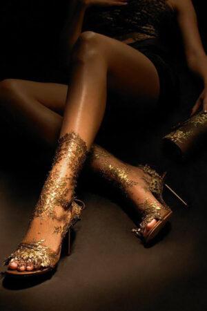 Vicente Rey, la fastuosidad transformada en zapatos.