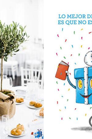 We love! Los regalos solidarios para bodas.