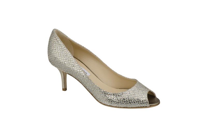Zapatos para novias Jimmy Choo.