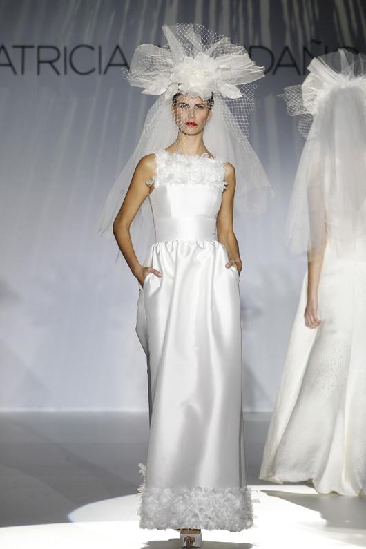 Vestidos de novia de Patricia Avendaño · Tendencias de Bodas Magazine