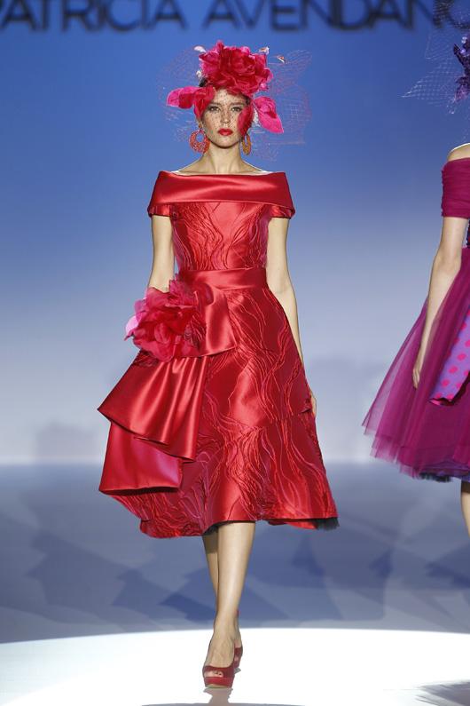 Vestidos de fiesta de Patricia Avendaño · Tendencias de Bodas Magazine