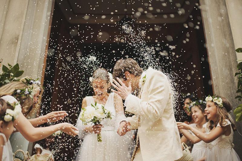 Tradiciones de la boda