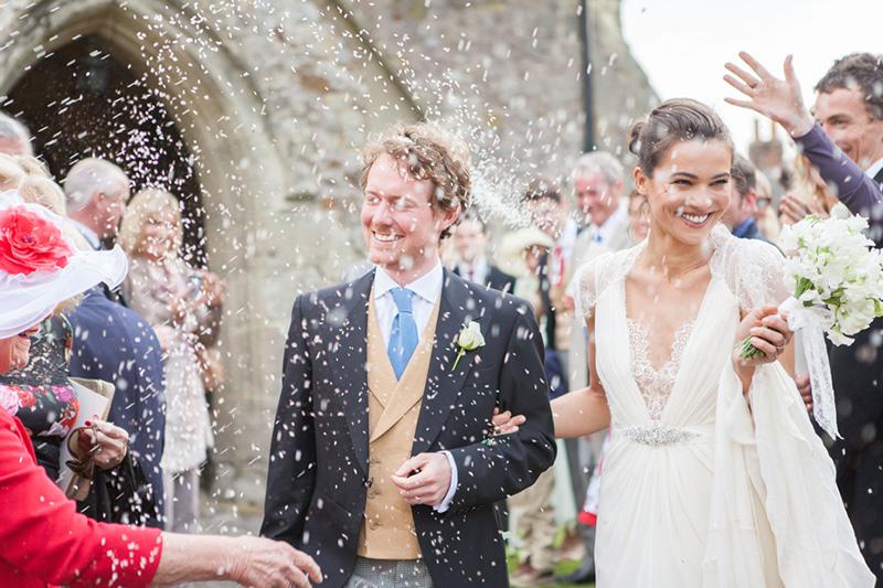 Tradiciones de la boda.