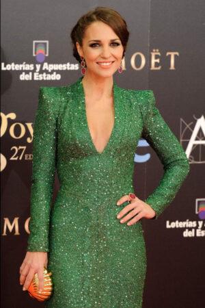 La alfombra roja de los Goya 2013: Los looks de moda española que más nos han gustado.