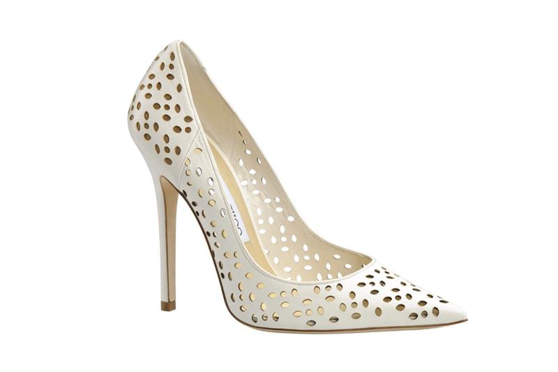Zapatos de novia de Jimmy Choo