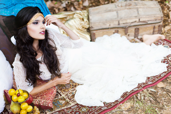 Gypsy Bride · Tendencias de Bodas Magazine