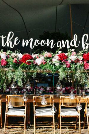 10 wedding planners que te ayudarán con el diseño y la organización de la boda.