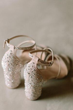 Comodidad y tendencia: La guía de estilo para descubrir el calzado preferido entre las novias.