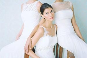 Editorial: Dreamy bride.