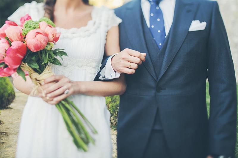 Floristería para bodas en Madrid.