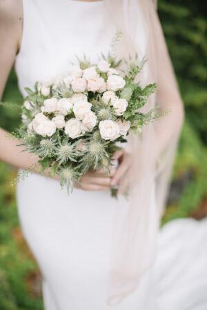 10 ramos de novia de los más románticos.