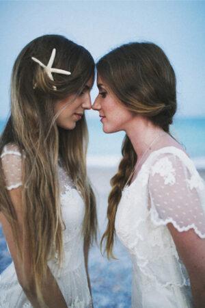 Nereidas, el amor de las novias del mediterráneo.