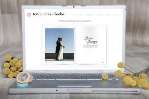 Bodas 2.0, consejos básicos para organizar tu boda con la ayuda de Internet.
