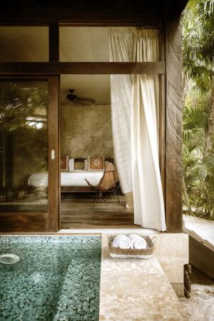 """Cuatro consejos para acertar con la elección de la """"habitación perfecta"""" para la luna de miel."""