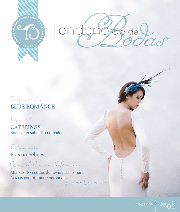 Tendencias de Bodas Magazine.