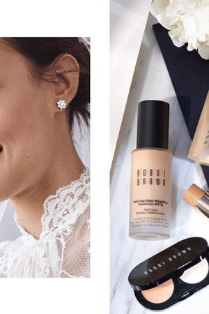 El maquillaje de la novia según Bobbi Brown: «El día de tu boda debes verte hermosa siendo tú misma»