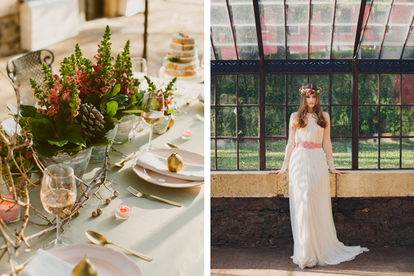 Winter wedding inspiration · Luis Cabeza Fotografía · Tendencias de Bodas Magazine