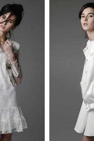 Las chaquetas para novias de Otaduy.