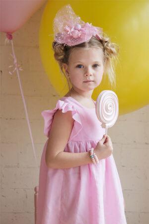Candy, los tocados para niñas más irresistibles.