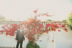 La boda con estilo de Fátima y Antonio en un cortijo cordobés.