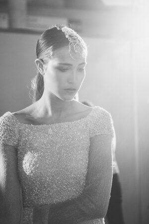 Nueva mirada (o nuestro exclusivo sneak peek) a los desfiles de la Barcelona Bridal Week.