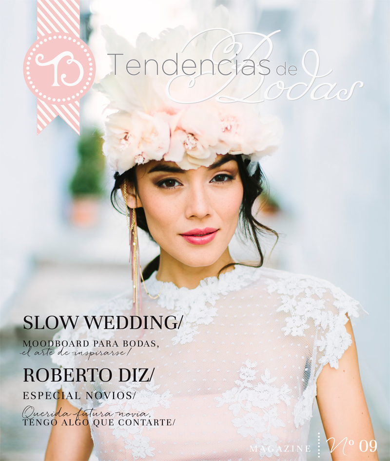 Tendencias de Bodas Magazine : Revista alternativa para novias diferentes