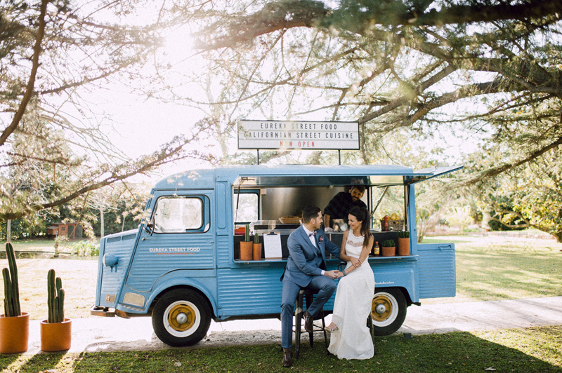 Wedding inspiration : Foodtrucks lovers : Bodas de Cuento, The Wedding Designers : Tendencias de Bodas Magazine