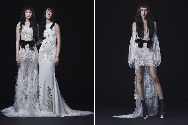 The lure of Spain : Fall bridal 2016 : Vera Wang : Tendencias de Bodas Magazine