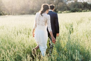 {Destination wedding in Spain} La boda de Mathilde y Simon en la Costa Brava.