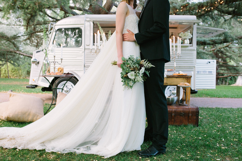 A classic romantic wedding in Barcelona · Photo Kiss and Chips · Tendencias de Bodas Magazine