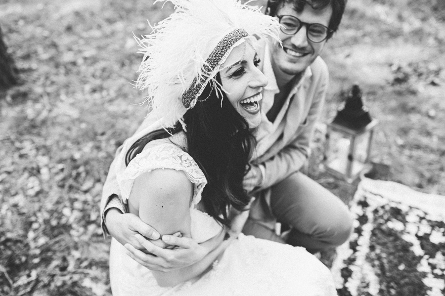 Boho-Folk wedding inspiration · Tendencias de Bodas Magazine