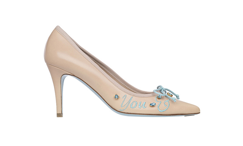 Ideas en zapatos para novias