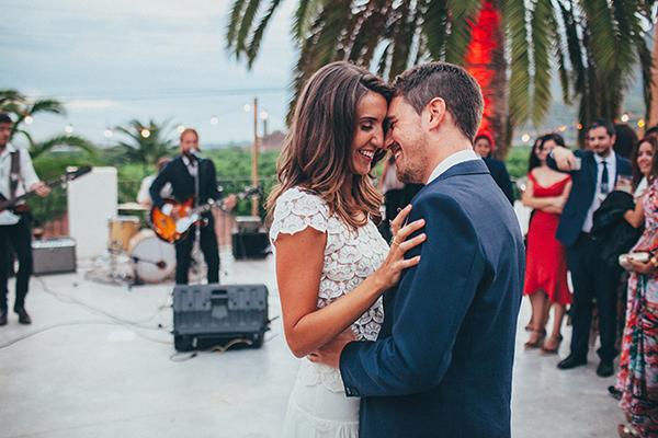 Slow wedding de Clara y Nacho en Valencia · Fotografía Paula G. Furió