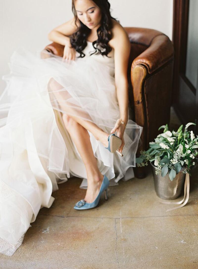 4 icónicos zapatos para novias.