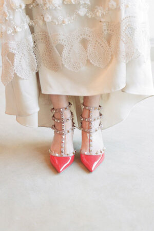 «Dale a una mujer los zapatos adecuados y conquistará el mundo»