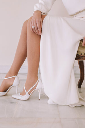 Doriani, los perfectos (zapatos) invitados a una boda.