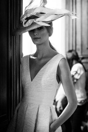 Be a Santos Costura's bride.