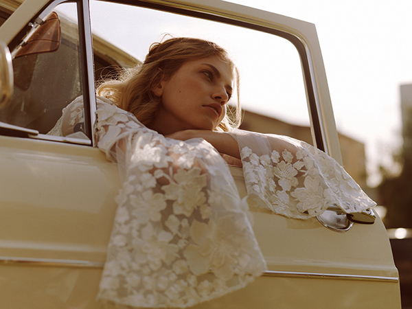 Free People wedding dress : Tendencias de Bodas Magazine