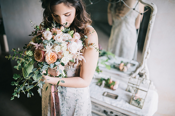 Slow wedding inspiration · Tendencias de Bodas Magazine