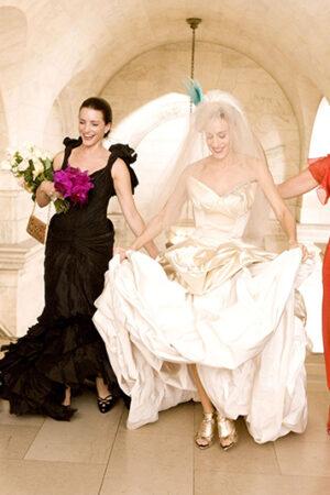 11 películas románticas (y con bodas) para disfrutar de un día 'slow bride'.