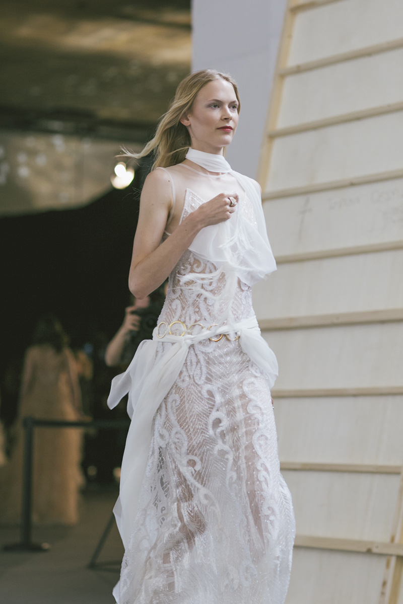 Tendencias en accesorios para novias de la Barcelona Bridal Week