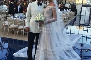 La boda de Ana Beatriz Barros: 3 días de fiesta en Mykonos, 5 vestidos y top models de damas de honor.