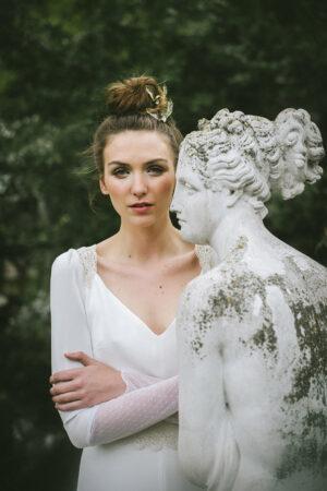 'Lucid Dreamers' llena de fantasía la última colección de vestidos de novia de Beba's.