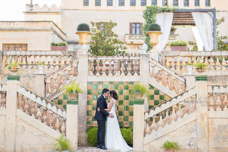 Palacete para bodas Heretat Sabartés