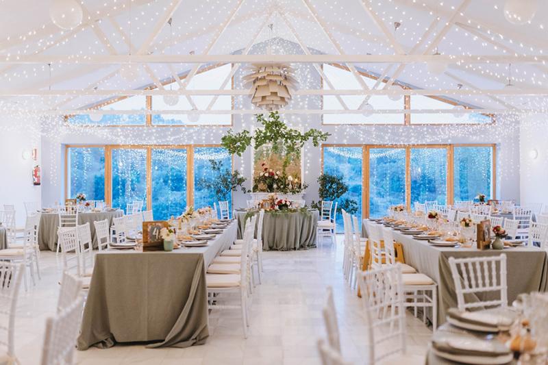 Masía para bodas L'Avellana