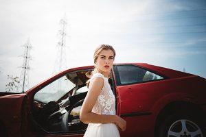 Inspiración para slow brides: cuando la belleza y dulzura vencen a la decadencia.