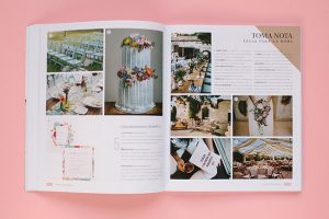 Tendencias de Bodas Magazine · Slow wedding magazine