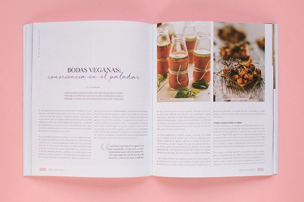 Tendencias de Bodas Magazine · Slow wedding magazine