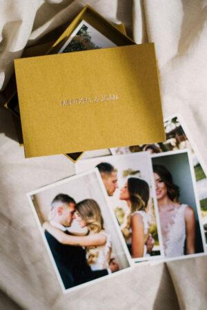 Larga vida a las fotos de tu boda.