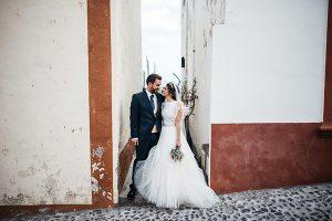 La slow wedding en La Palma de María y Fitzerald.